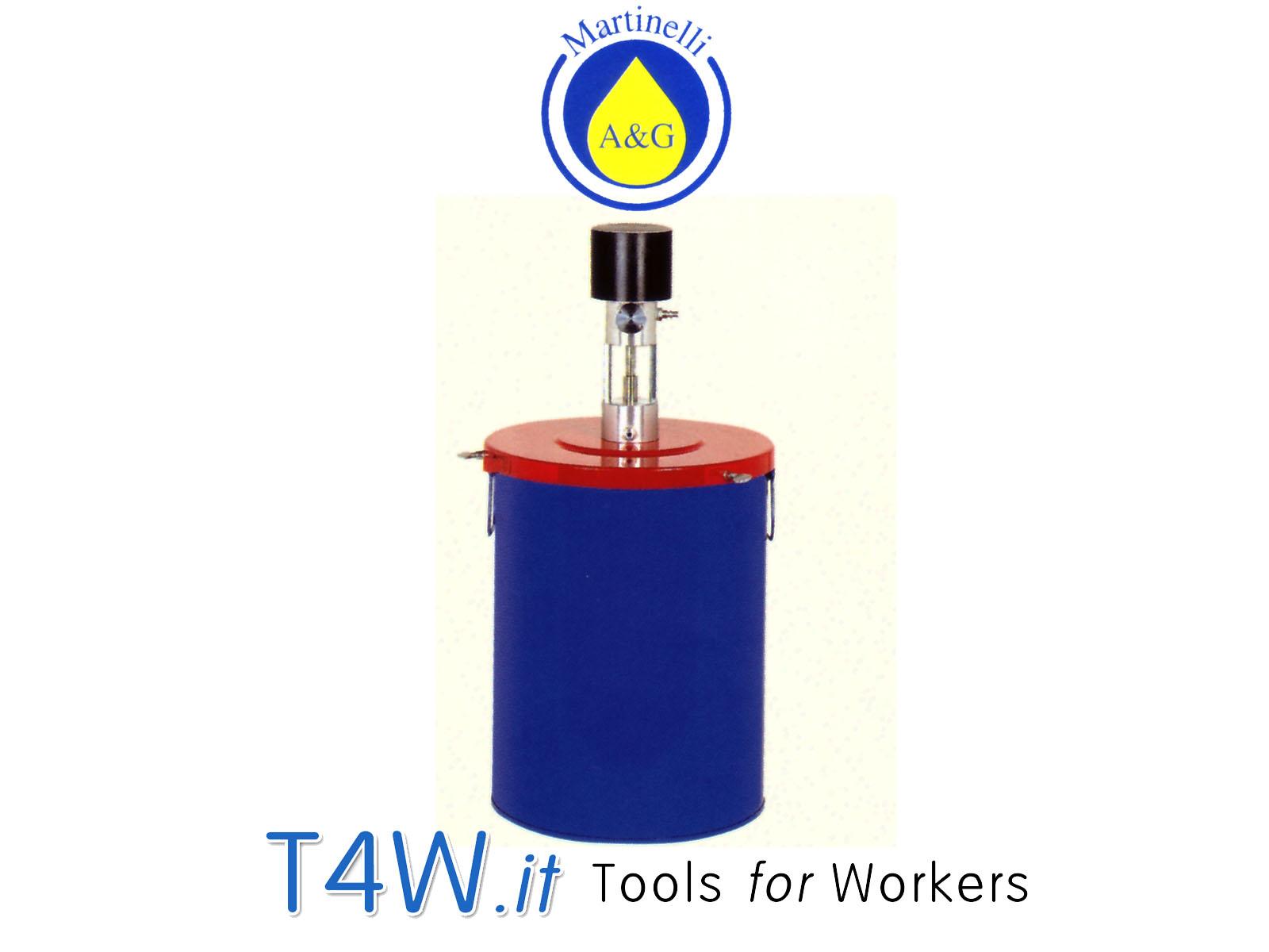 Pompa elettrica per fusti gasolio 220 Volt Art. 2707 Martinelli -