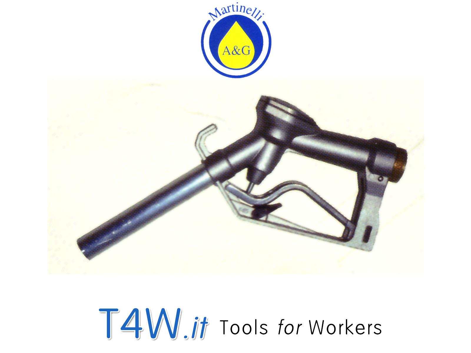 Pistola travaso gasolio Art. 2650 Martinelli -