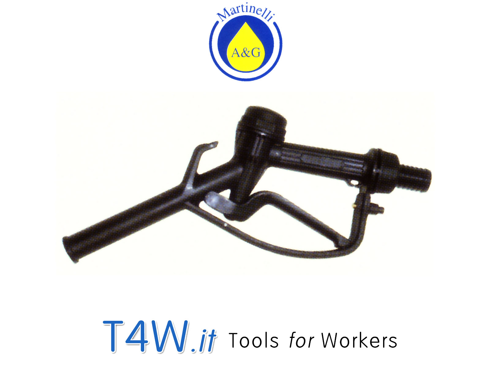 Pistola prolipopilene per gasolio Art. 2652 Martinelli -