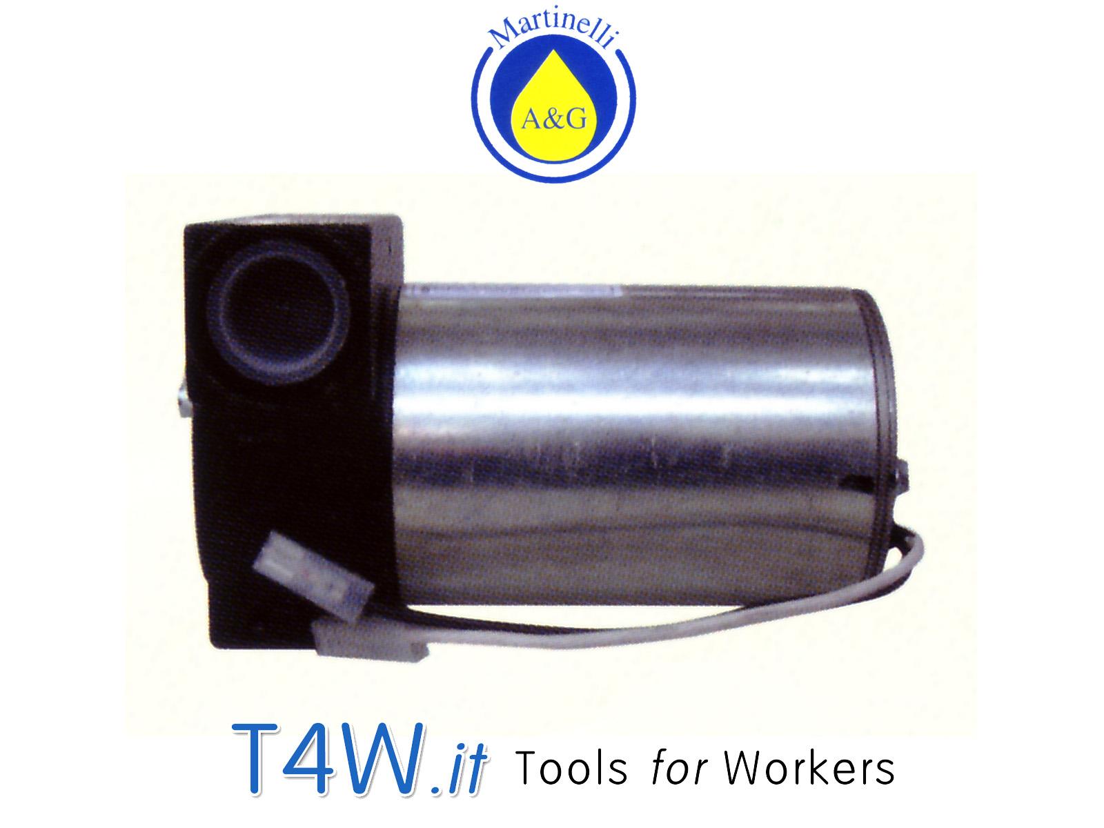 Elettropompa per gasolio 12 - 24 V Art. 2713 Martinelli -