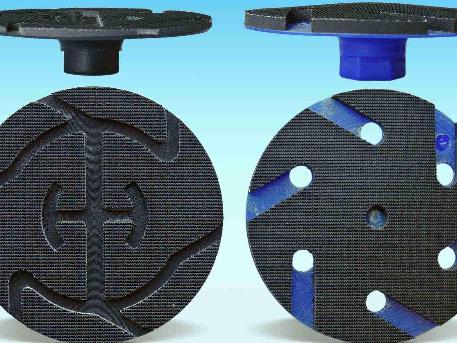 Platorelli di supporto con sistema di ventilazione PST ROSVER -